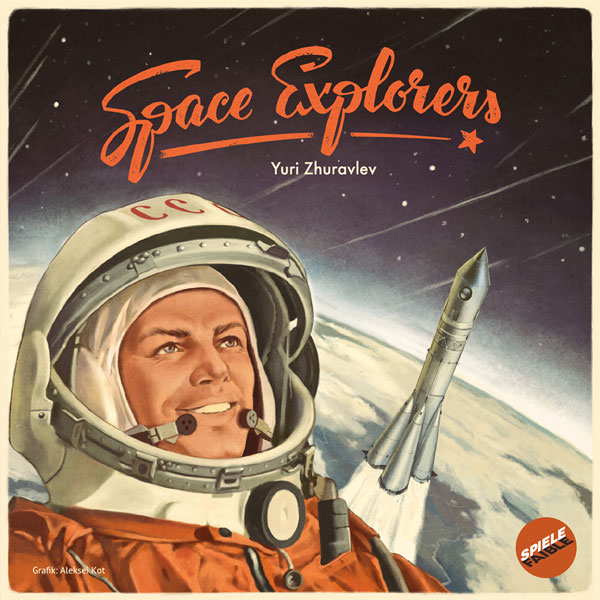Space Explorers Cover